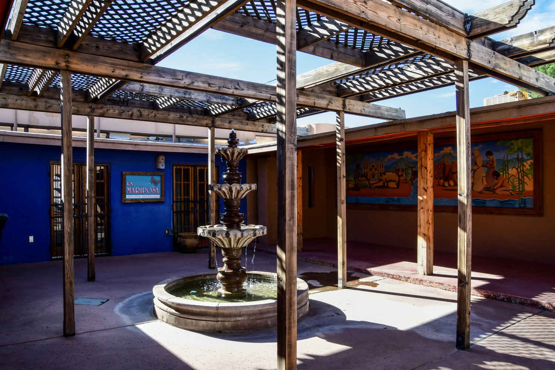 La Mariposa Courtyard