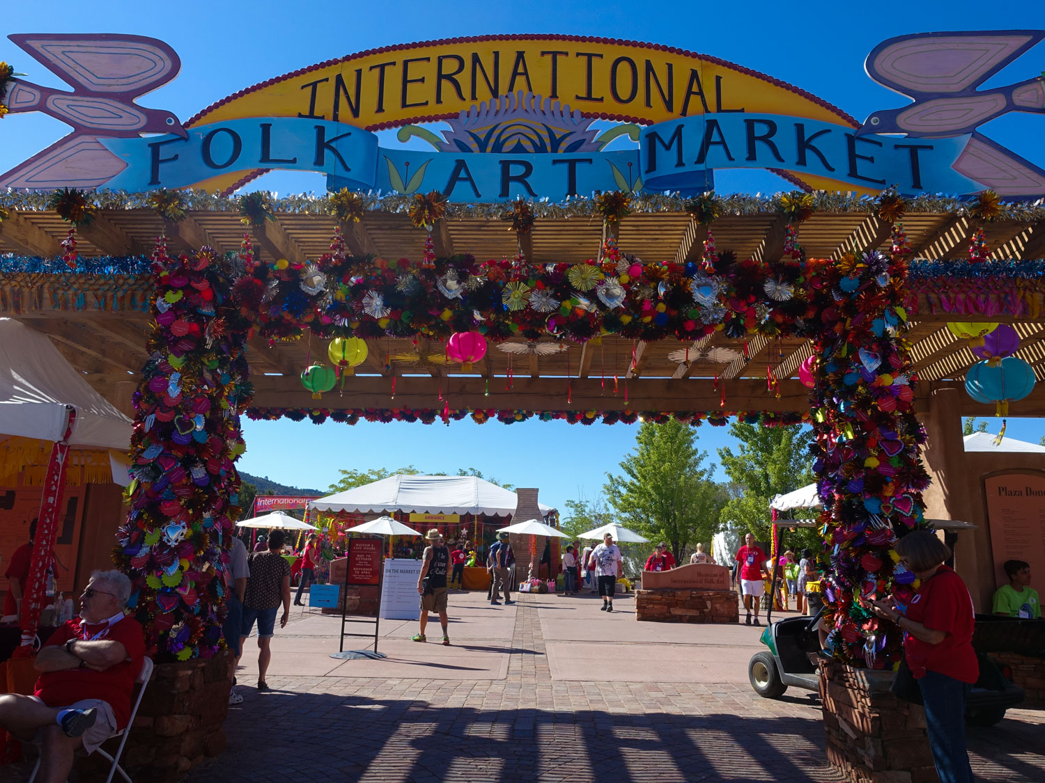International Folk Art Market 2018
