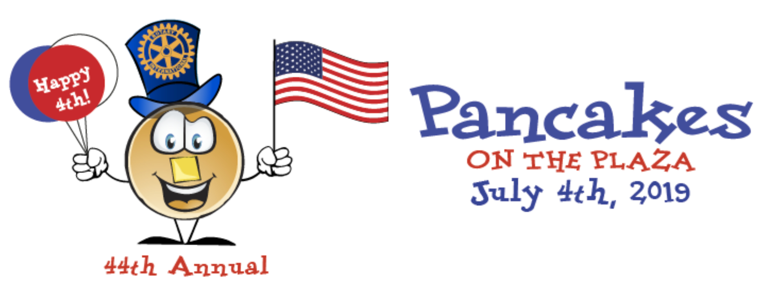 44th Annual Pancakes on the Plaza