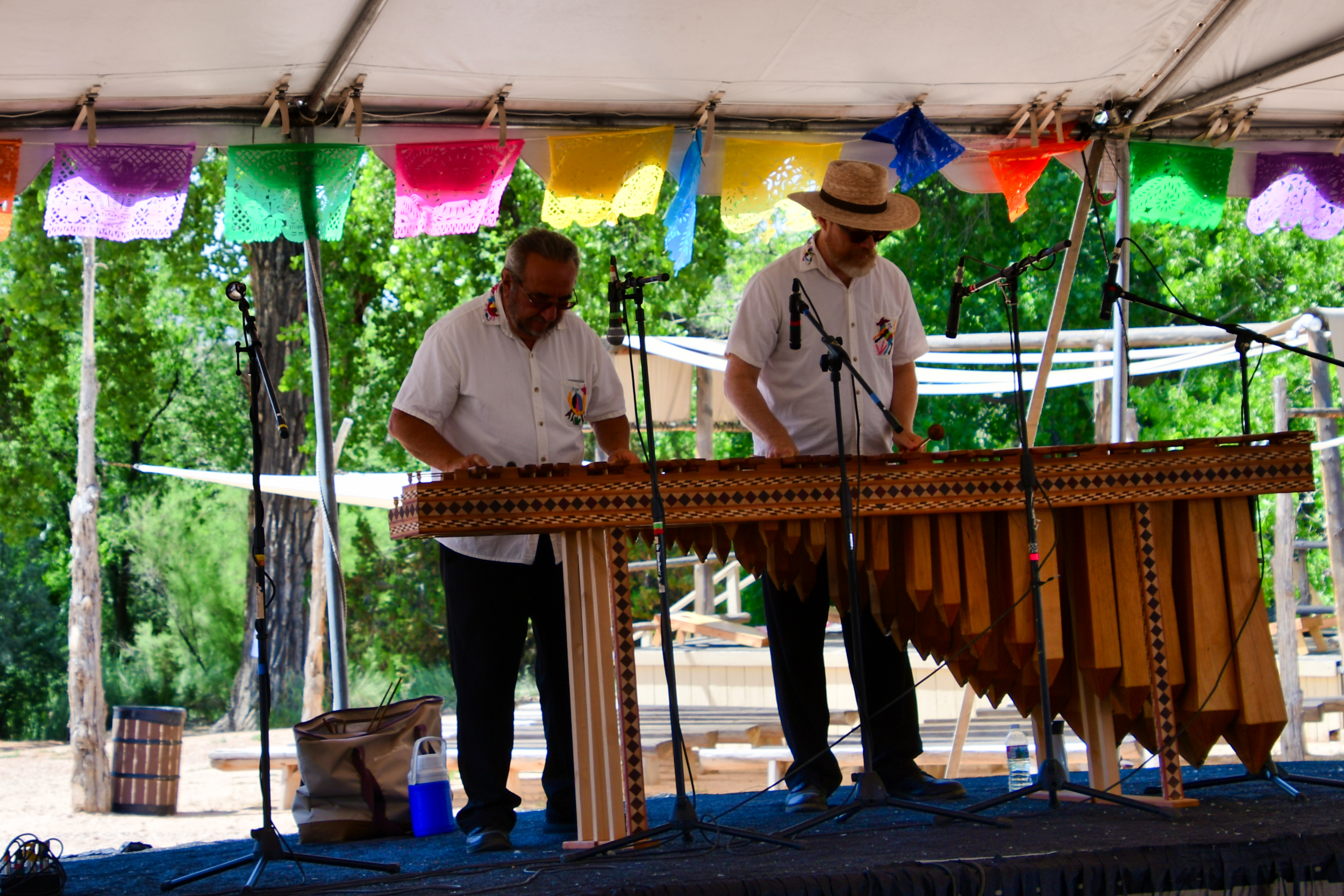 New Mexican Marimba Band