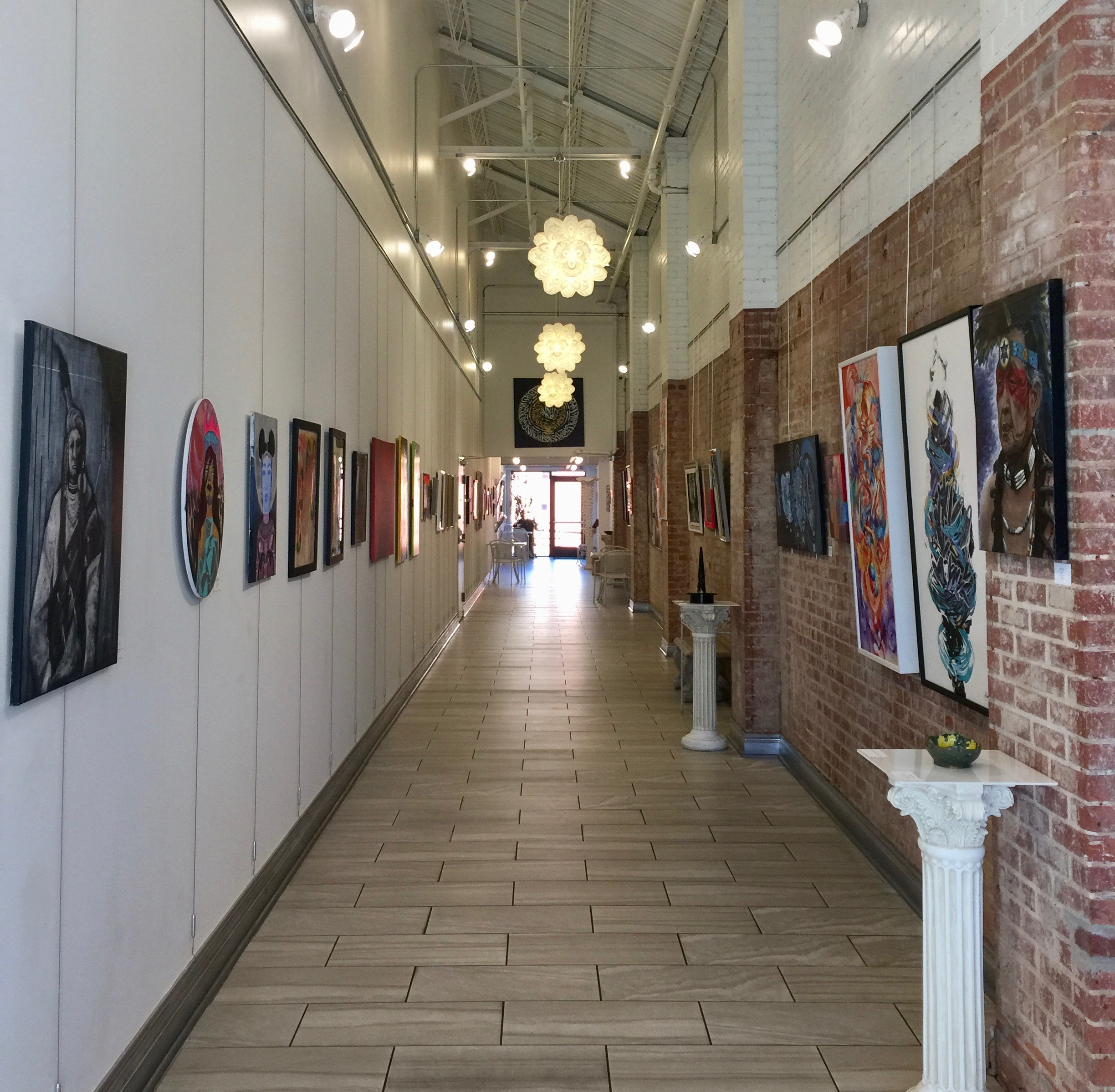 Inclusion in Art at The Art Hall, Dec 2018-March 2019