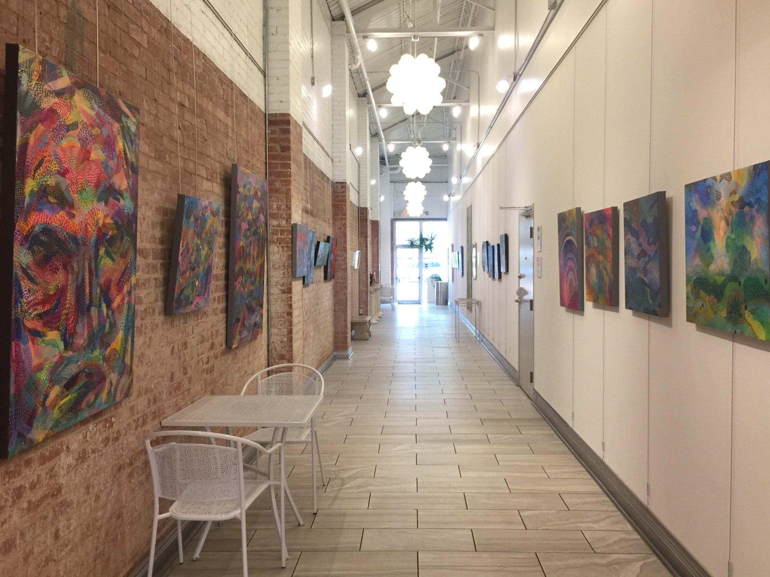 Girls Club Art Show V. 2.0, July-October, 2019