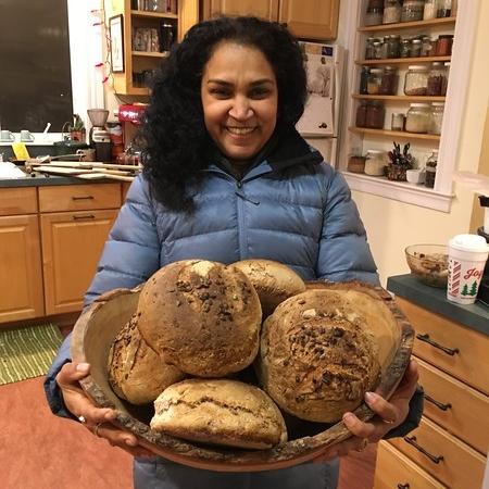 Chetna with bread.jpg