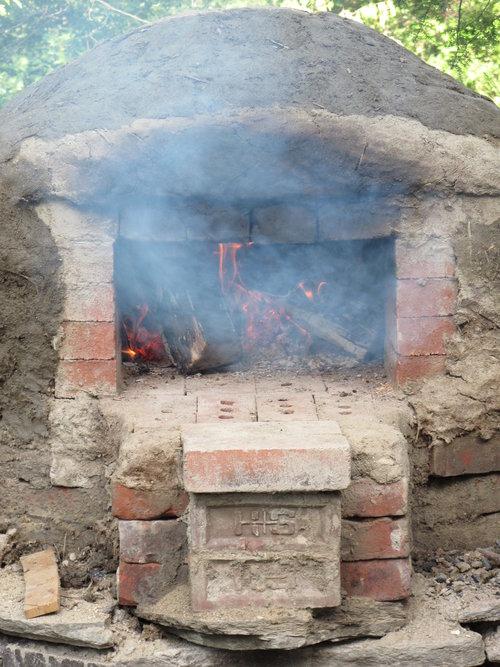 Wet Clay oven burn.jpg