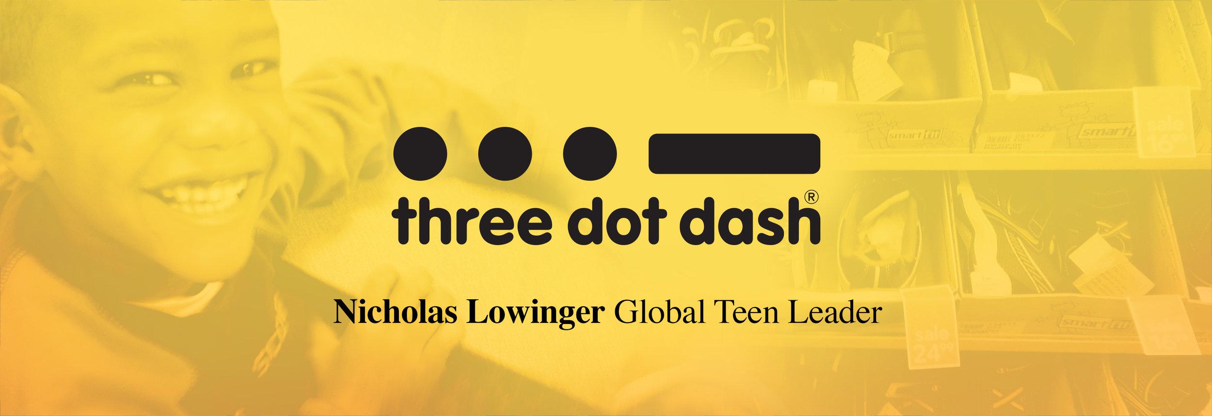 Three Dot Dash