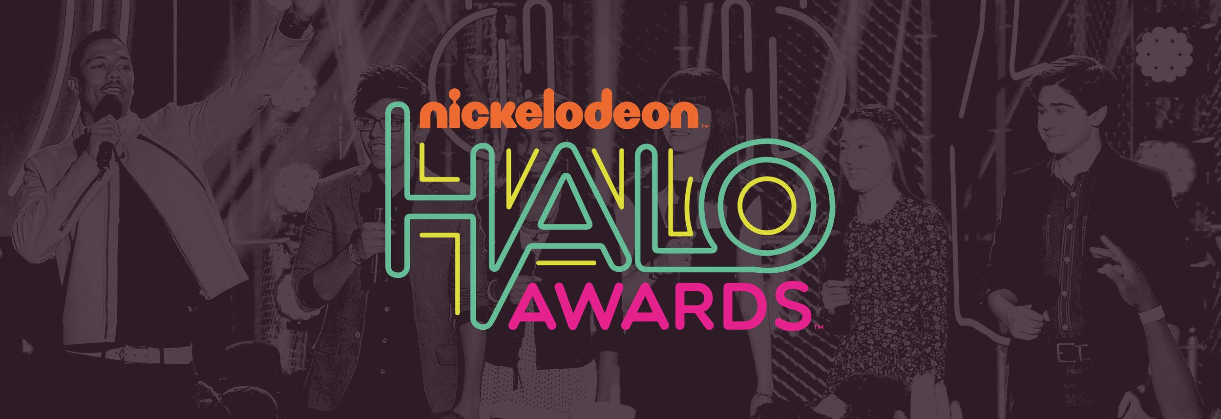 Nickelodeon HALO Award
