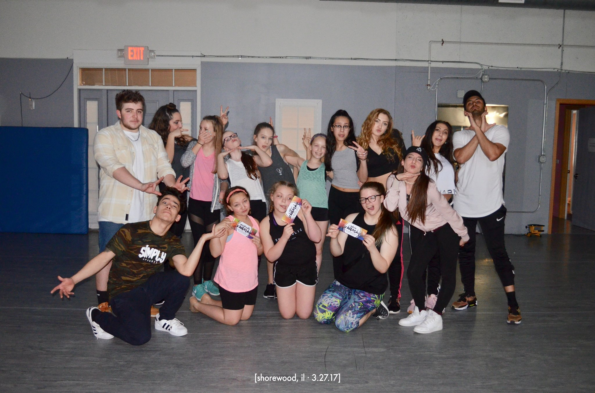 Maverick Dance Project at Starr Dance Studio