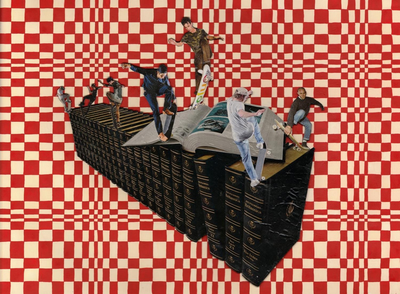 Gettin Paper & Hittin Blunts: Reimagined by Whitney McCaskill