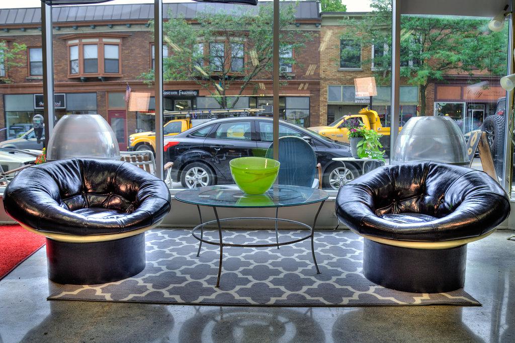 1960s Mushroom Chairs