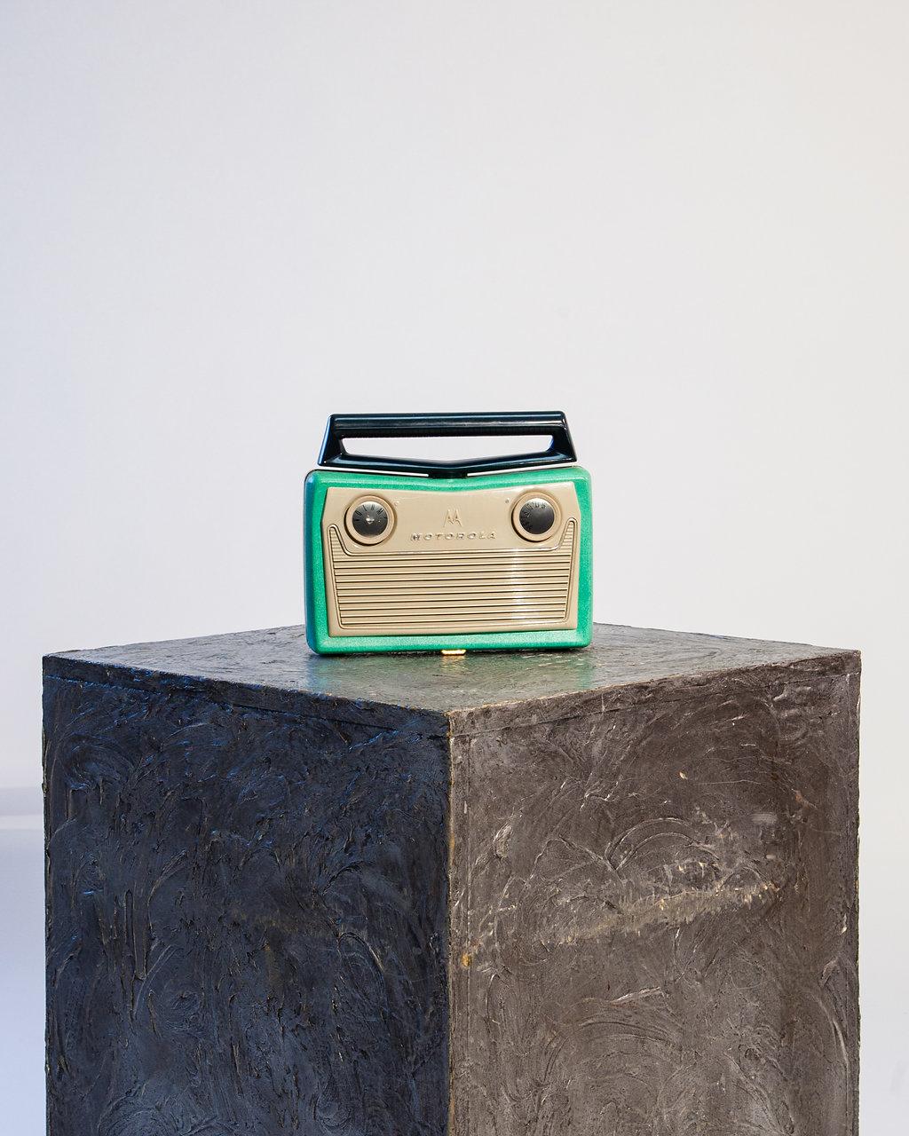 1960s Motorola Radio