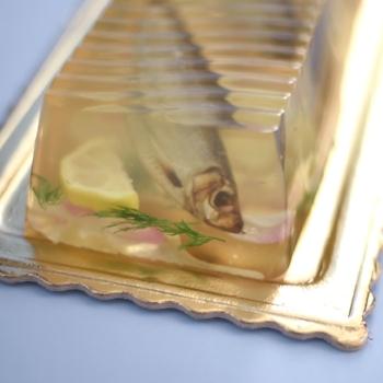 sardine jell-o