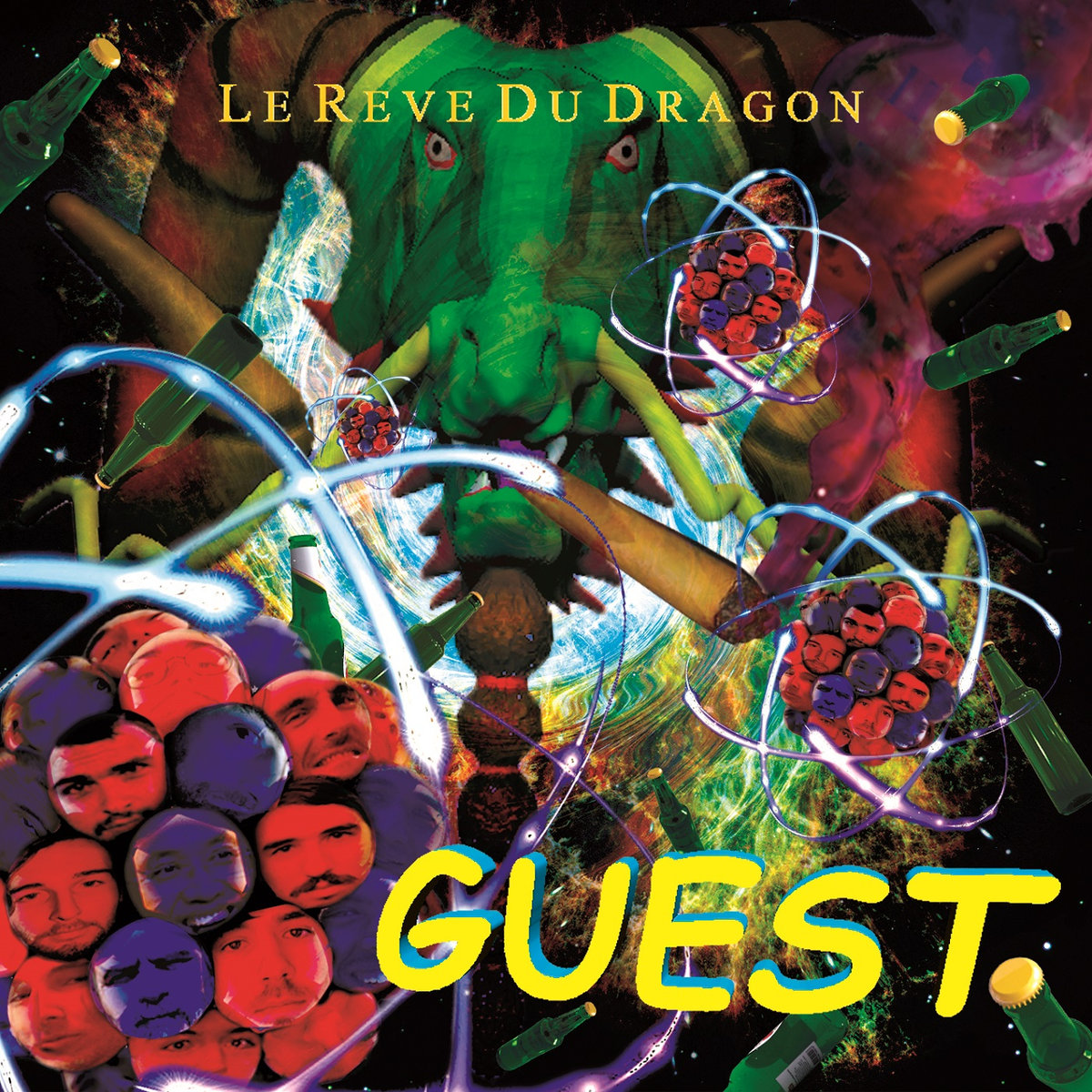 Le Rêve Du Dragon - AUDIO