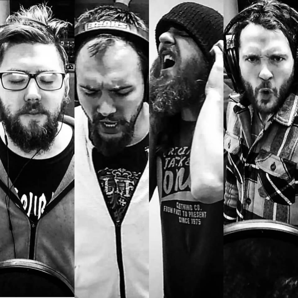 Animal's War - FACEBOOKComposé de quatre musiciens dont Romain (guitare/chant), Quentin (guitare/chœurs), Germinal (batterie) et Jules (basse/chœurs), ils allient leurs différentes influences musicales pour créer leur propre identité: du gros rock parsemé d'ébauches musicales de tout genre.Les membres du groupe, après seulement quelques mois de répétition, sortent de leur cave et entament les concerts.Septembre 2015, les quatre acolytes commencent à auto-produire un EP de 5 titres, qui présage l'arrivée certaine de leur premier album.