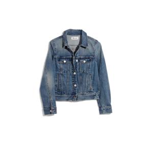 #10 - Madewell Shrunken Stretch Jean Jacket