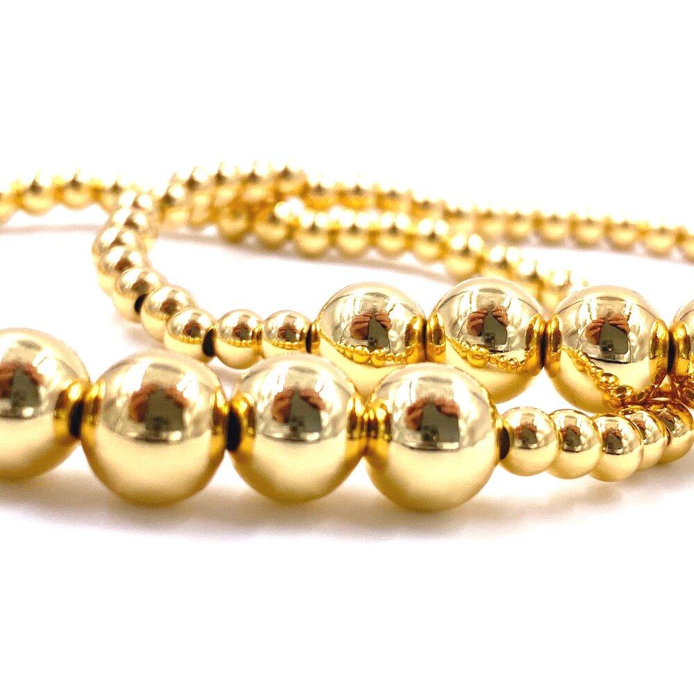 5 Large Beads X1741