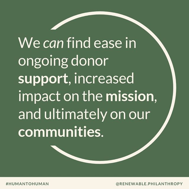 Tired of losing donors, focusing on money with mostly transactional donor relationships, and people not liking fundraising?  Create change with Mission Centered Fundraising.  Visit the link in bio to learn more.