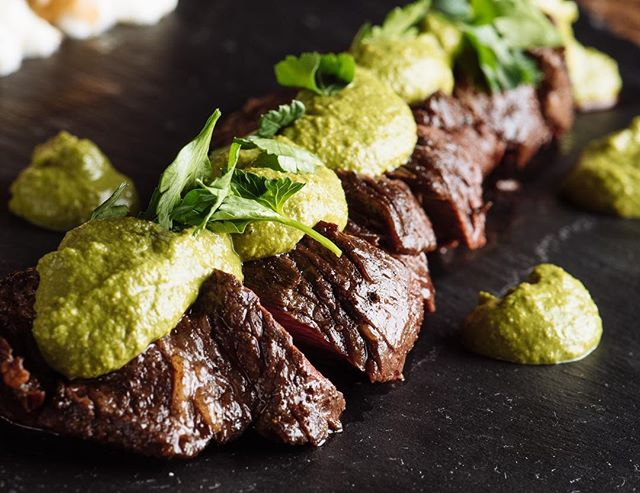 Happy St. Patrick's Day!!! 🍀 If you haven't had a chance to check out our blog, Chef Pace shares two gorgeous springtime recipes perfect for your weekend! One of them is our delicious Grilled Hanger Steak with Green Harissa- perfect for today! ☘️🍖🌈 Link is up in the bio, as well as the details on our spring recipe contest. There are only TWO MORE DAYS to enter! So if you're feeling lucky, share your favorite spring recipe with us below! • • •  #foodie #foodphotography #foodpic #steak #grill #bbq #green #stpatricksday #cheflife #chef #foodporn #yum #tasty #instafood #recipe #friyay #lafoodie #eeeeeats #buzzfeast #stpatrick #contest #winning #lucky #food #dinner #delicious