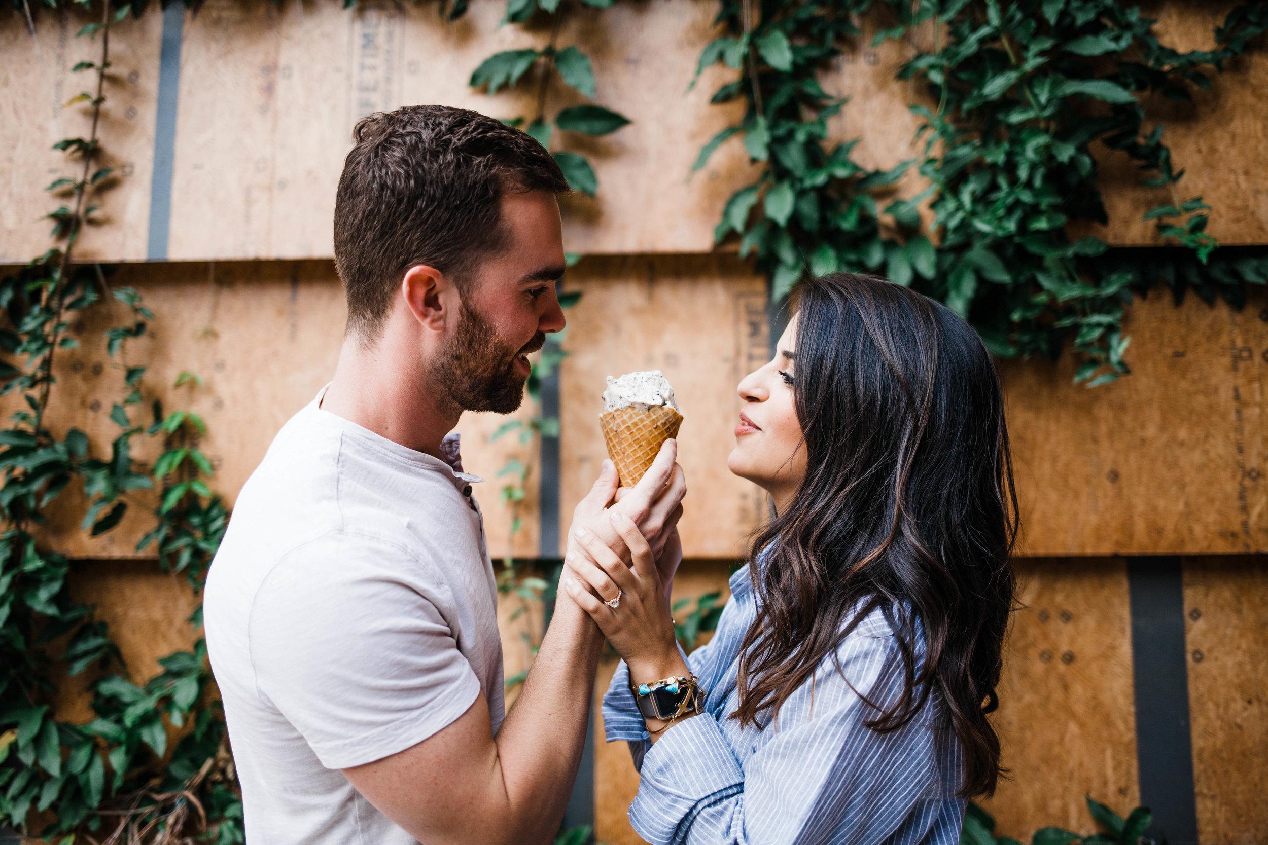 Win + Carla - Ice Cream Kisses + Sundown Cuddles