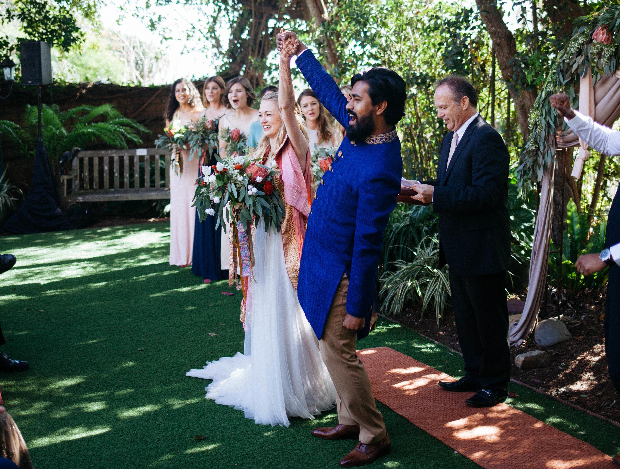 Shamuel + Sierra - bohemian san diego, ca wedding