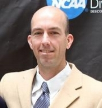 Josh Edmed, Head Women's Volleyball Coach and Associate Director of Athletics at Connecticut College
