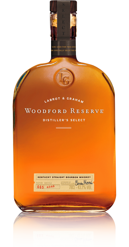 Try Our Woodford Old Fashioned
