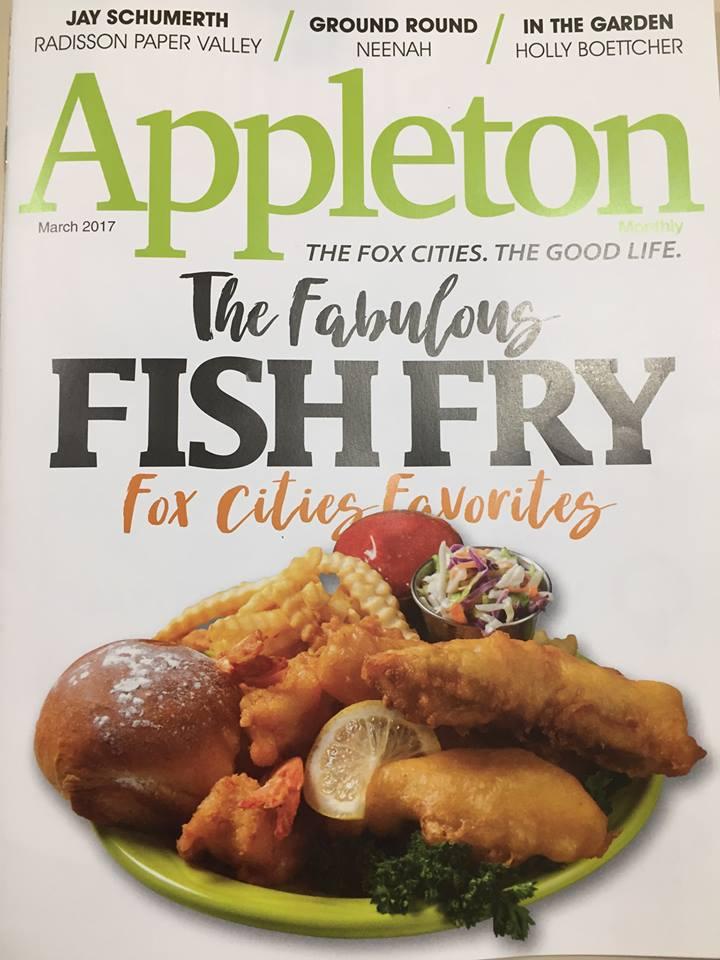 Burt's Friday Fish Fry Fearured 2/2017