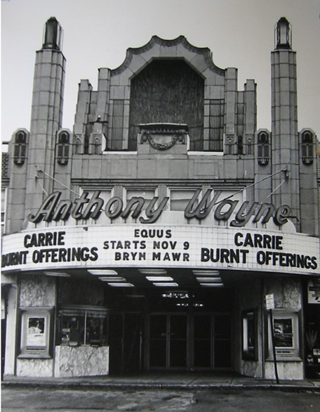The Theatre in 1976.
