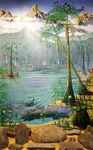 """""""Devonian Dawn"""" Artist: Kristen Wyckoff"""