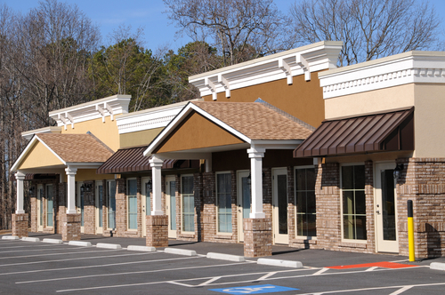 We Offer Several Commercial Roofing Options - Contact Us Today for a FREE Estimate for your Commercial Building