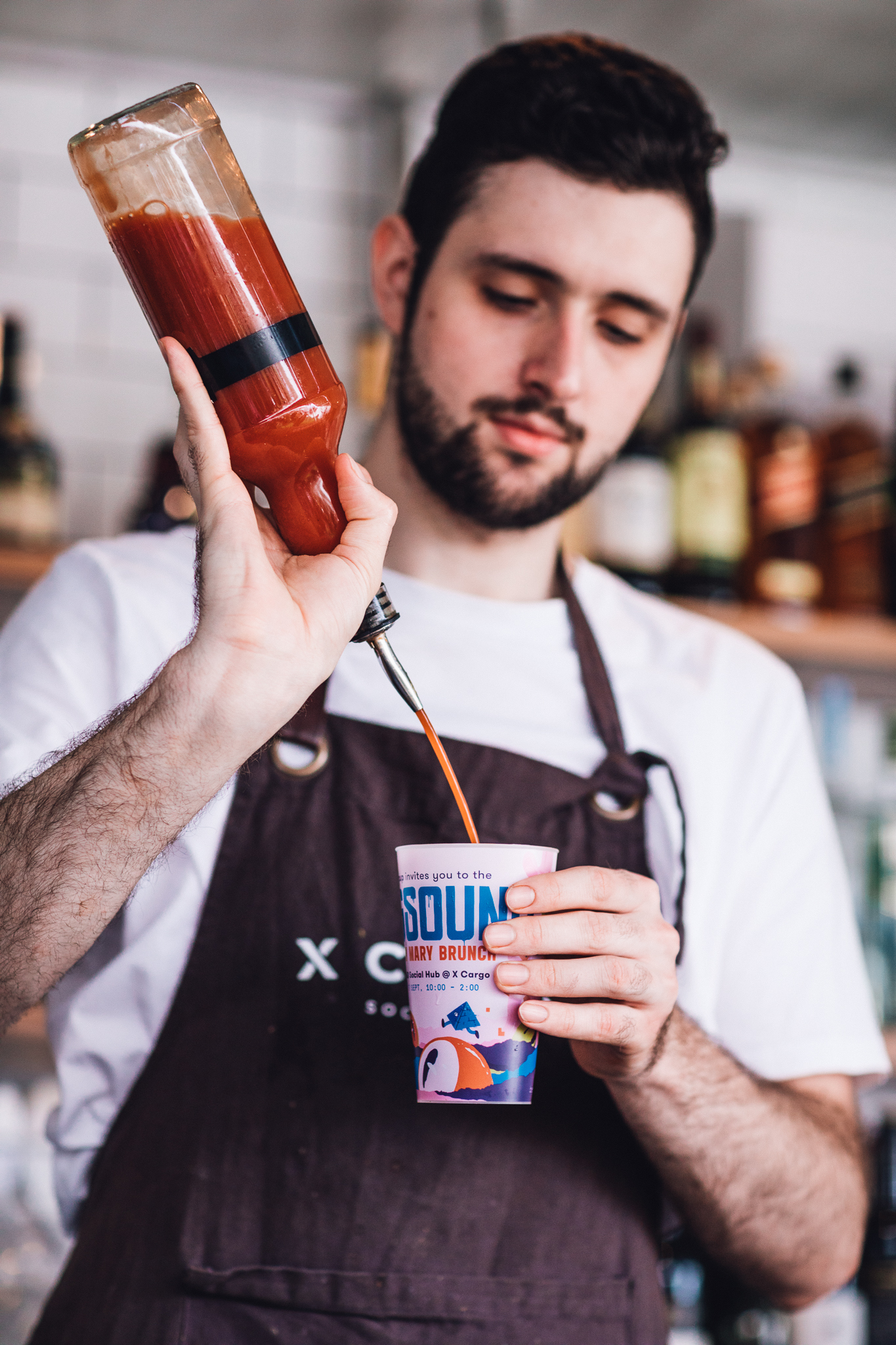 Bettercup Resuable Cups - BigSound Bloody Mary Brunch