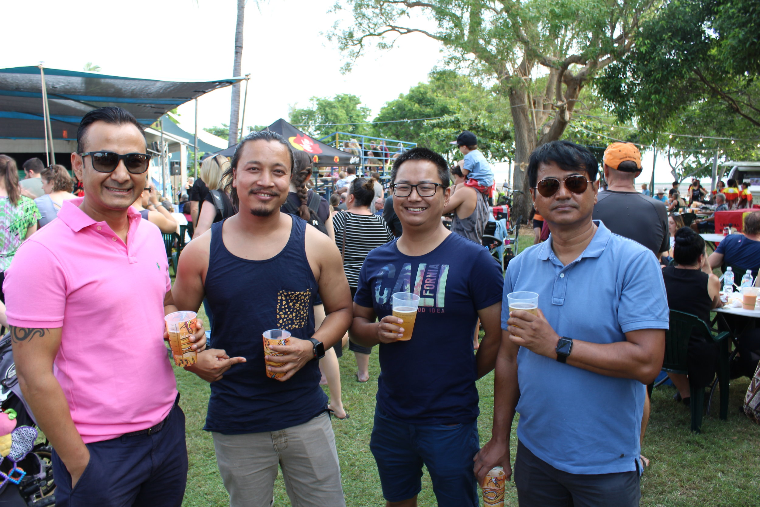 Bettercup Nightcliff Seabreeze Festival