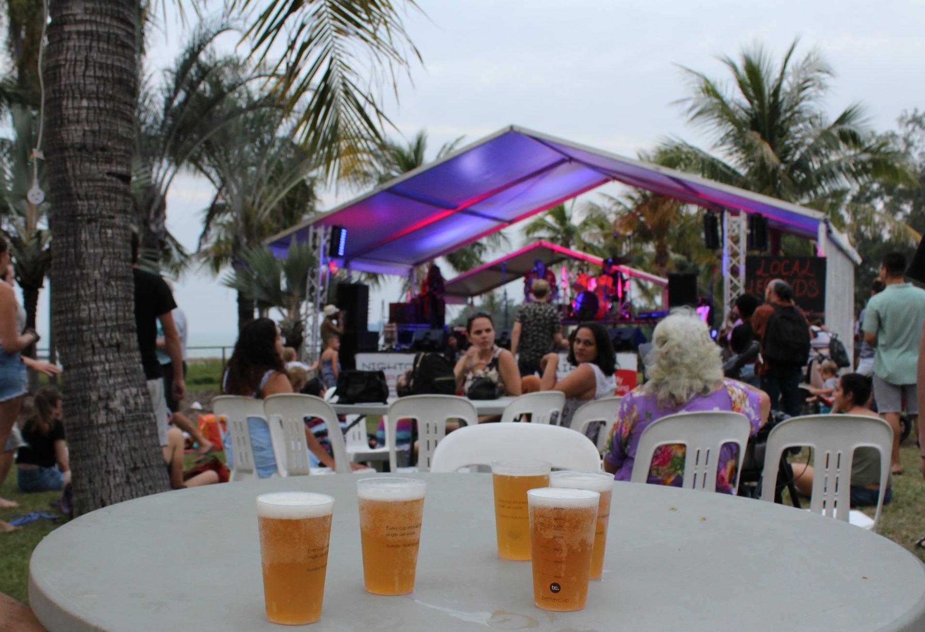 Bettercup+Nightcliff+Seabreeze+Festival