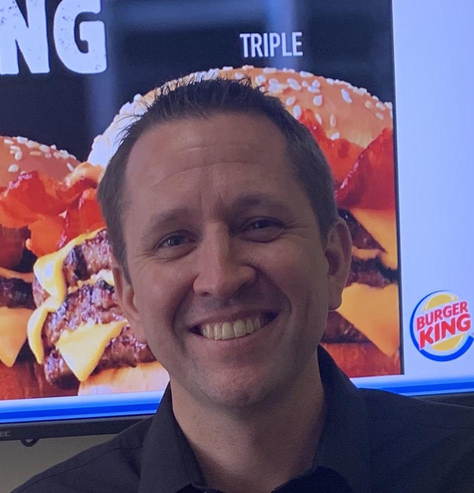 Corey Pool, IT Coordinator
