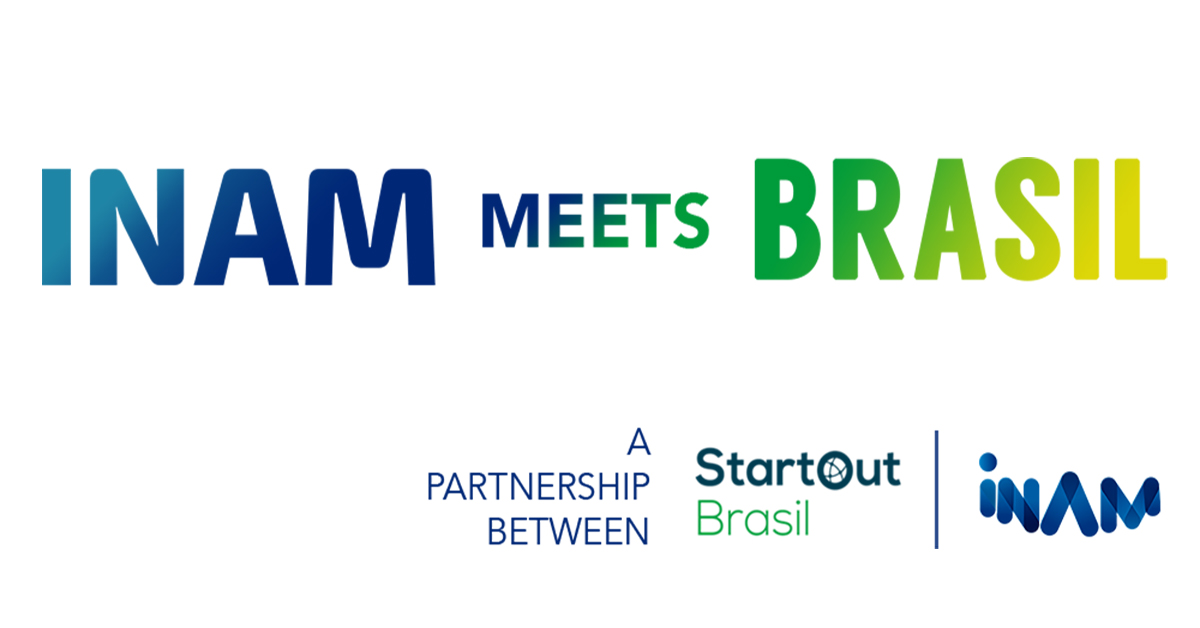 INAM meets Brasil - INAM has partnered with StartOut Brasil, as a part of The Brazilian Internationalization Program for Startups, to talk with and mentor a number of start-ups who have come to Germany to move their innovative business ideas forward.