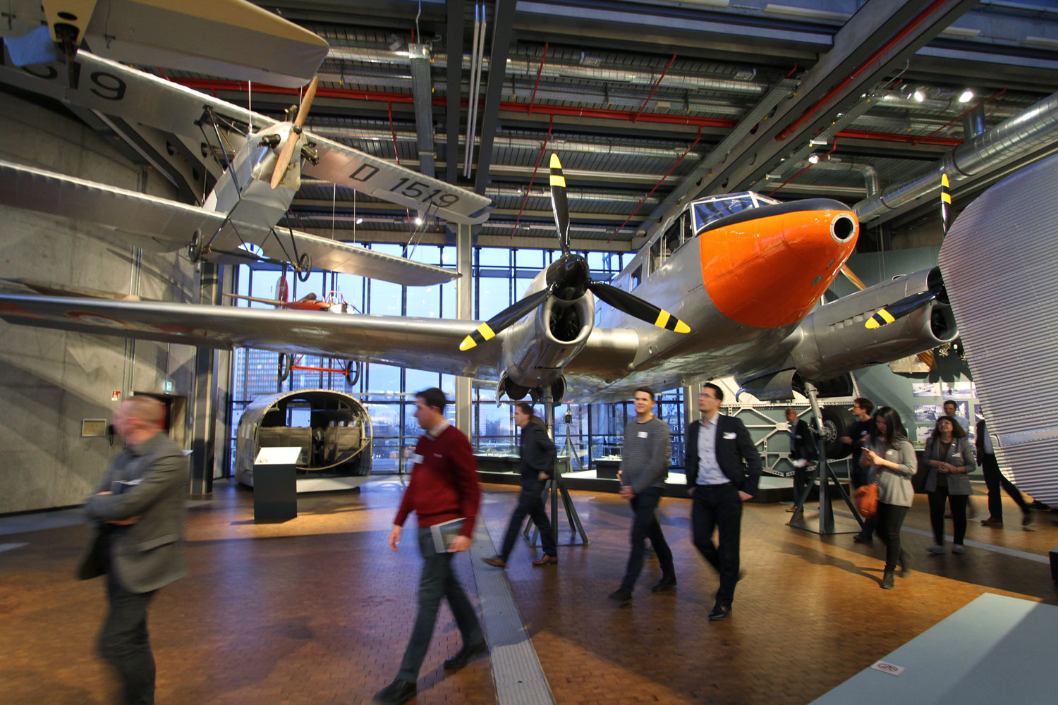 2018 Kick off event - Wednesday, February 28, 201817:00 - 22:00@ The Deutsches Technikmuseum, Berlin, Germany