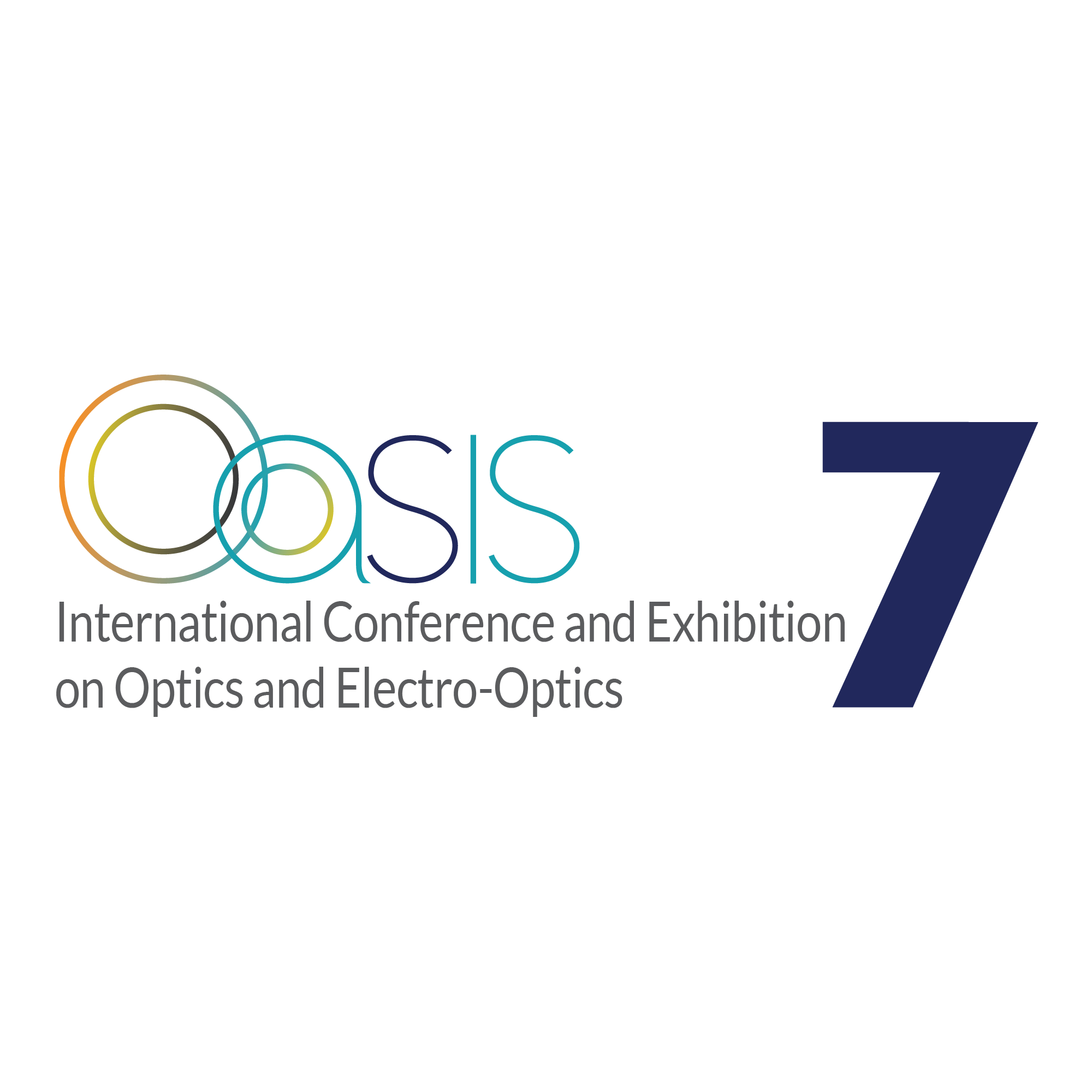 OASIS7 - INAM will be present at this year's OASIS meeting where the latest advances in the field of electro-optics worldwide will be presented.