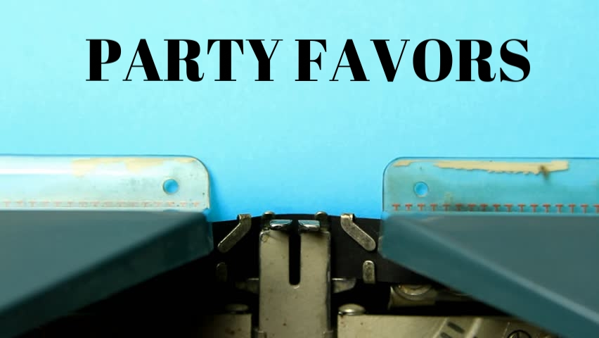 PARTY FAVORS - 10 Min. 2W 2M.Marla turns seventeen but will Marla's parents ever grow up? In the aftermath of the basement birthday party thrown for her by her sad and desperate Dad, Marla is asked to make hard choices about her future.