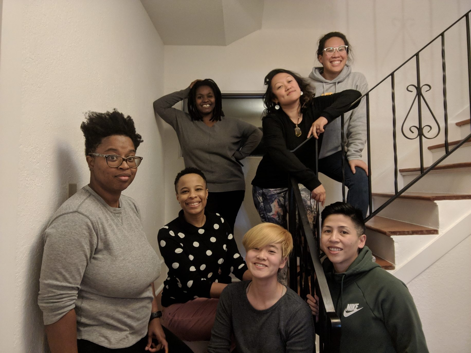 Photo from our 2019 annual retreat
