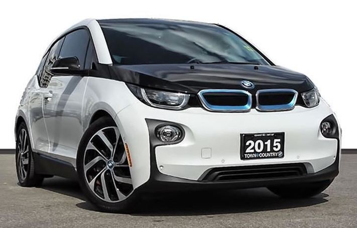The Shift BMW i3. Coming soon.