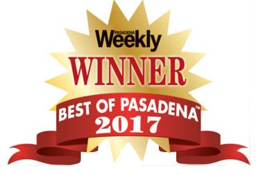 Pasadena Weekly Best of Winner
