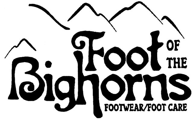 Foot of the Bighorns