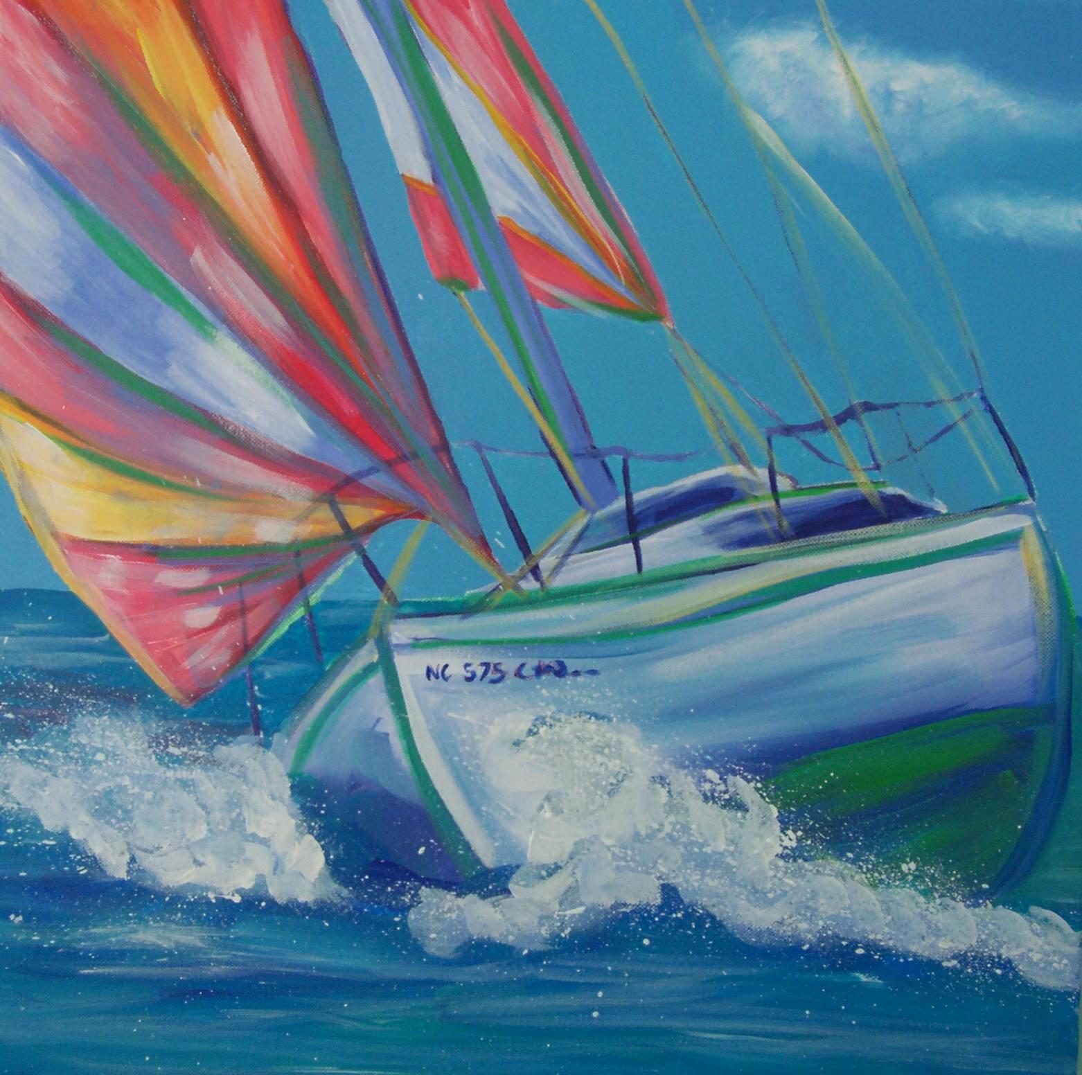 Sailing At You