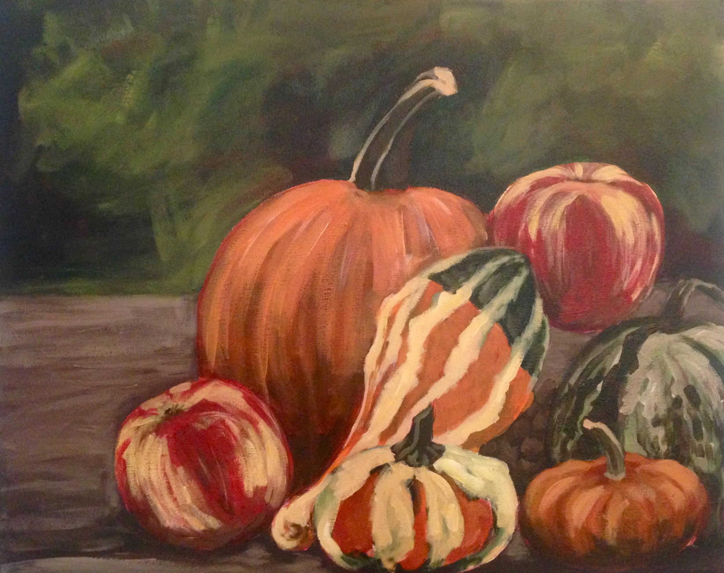Autumn Ghords