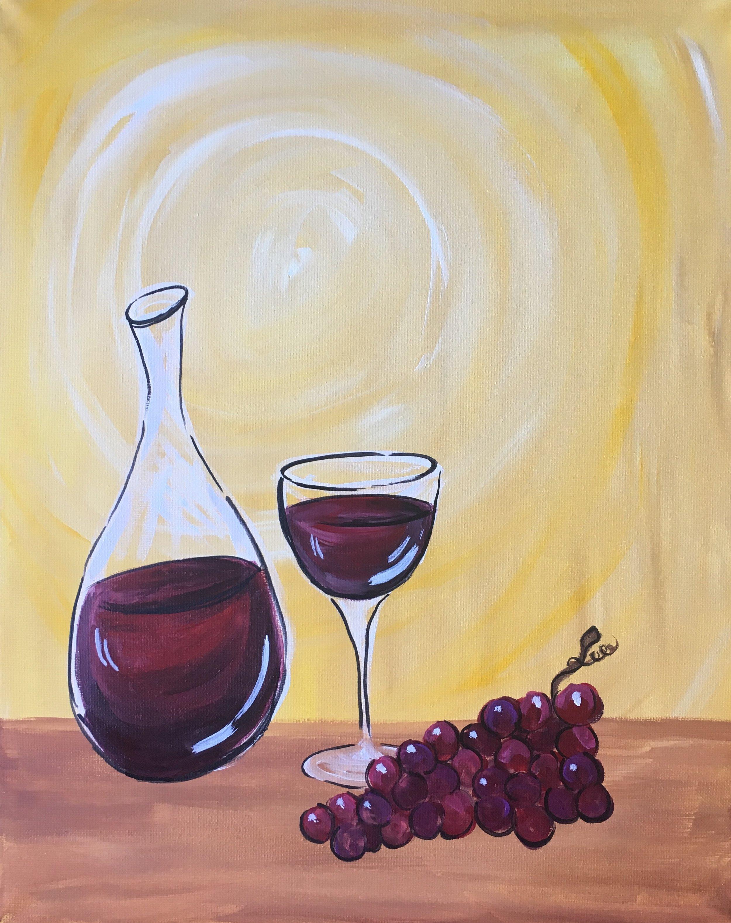 Vino & Grapes