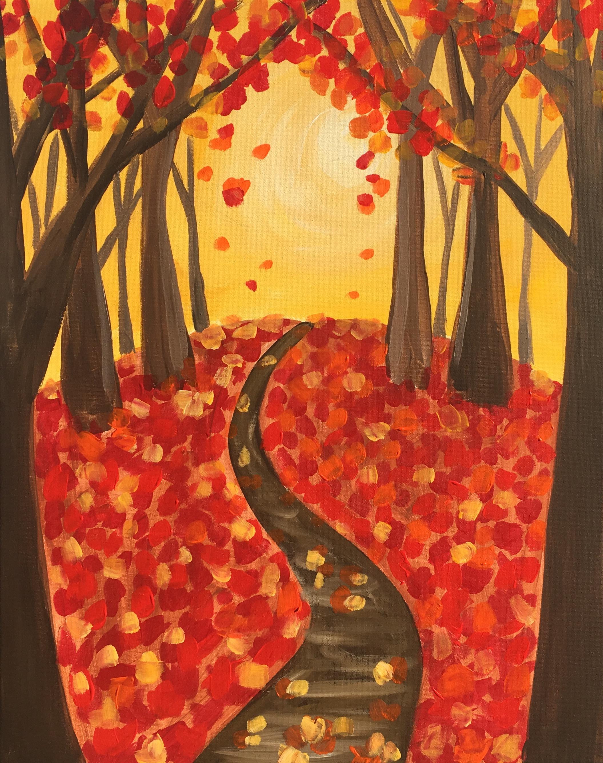 *Autumn Leaves
