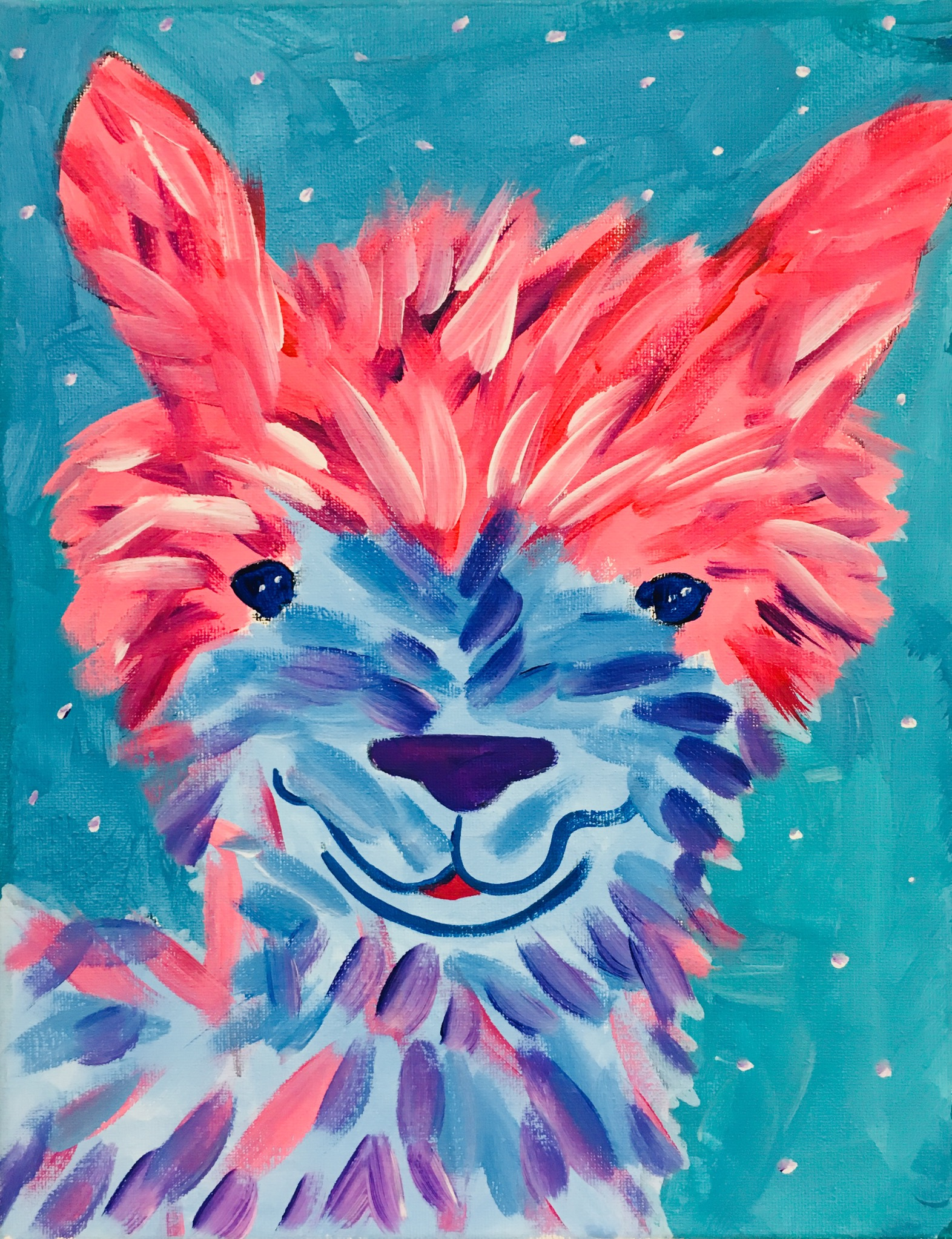 Wanna Llama?