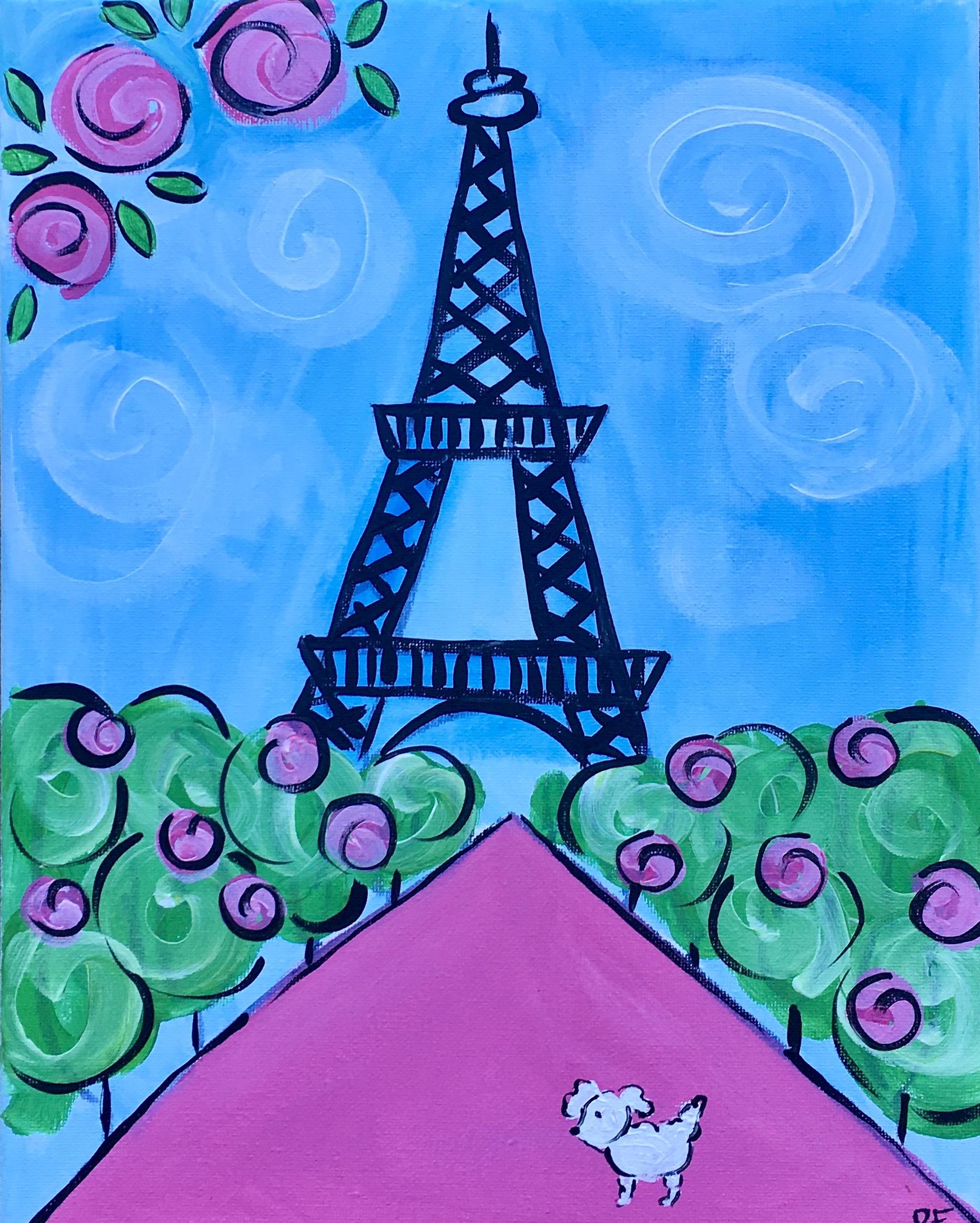 Fifi in Paris