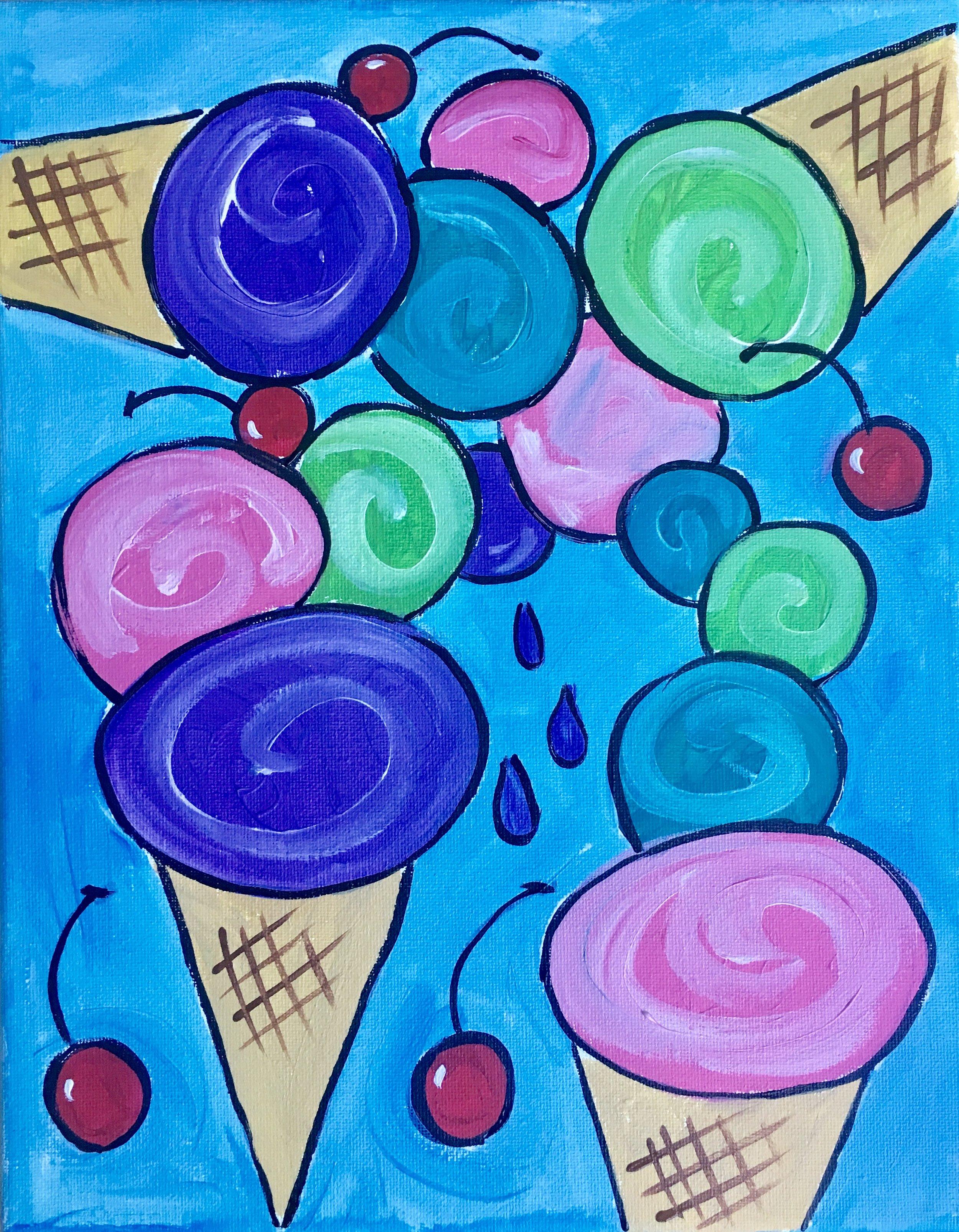 We Scream Ice Cream