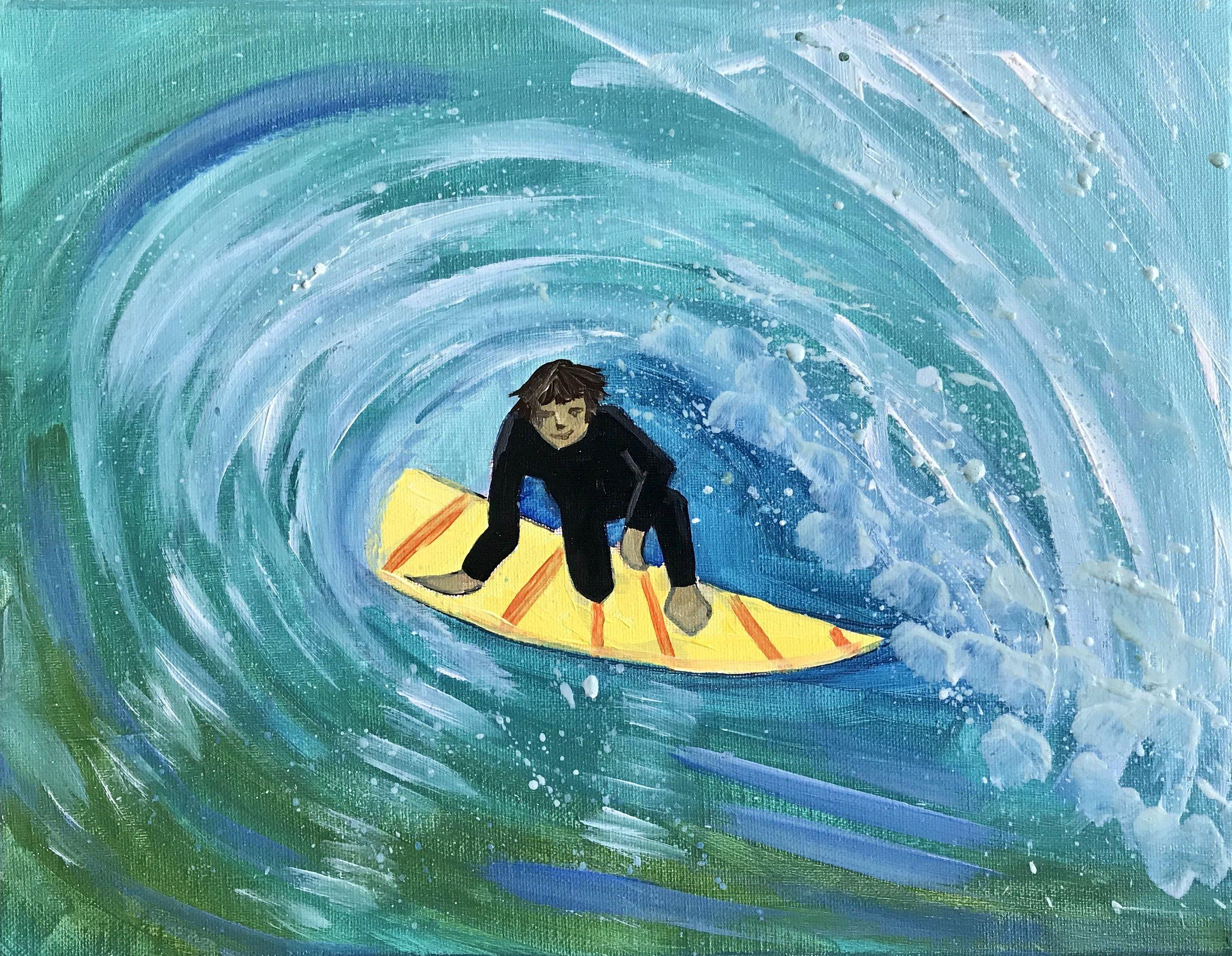 Junior Surfer