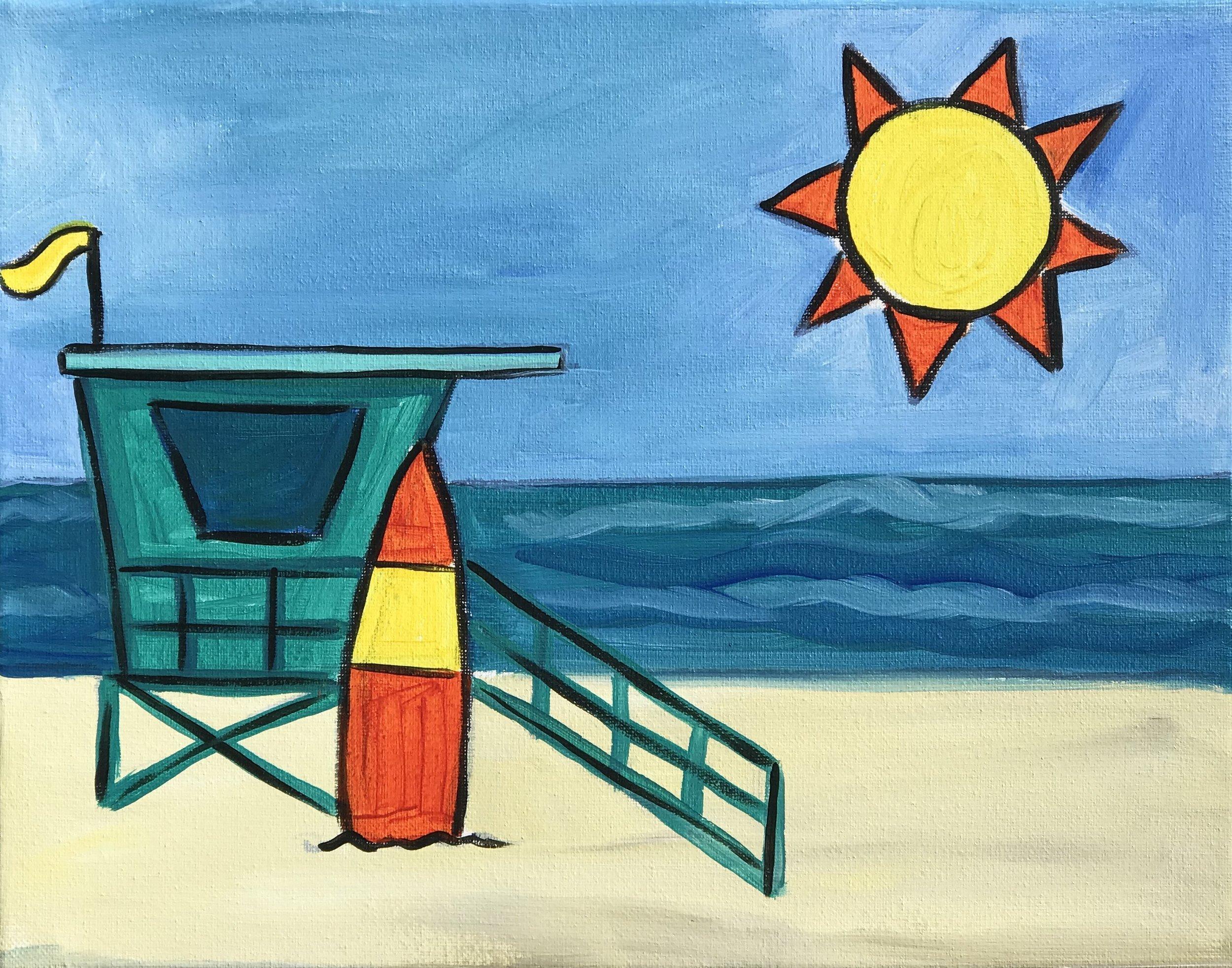 Hermosa Beach